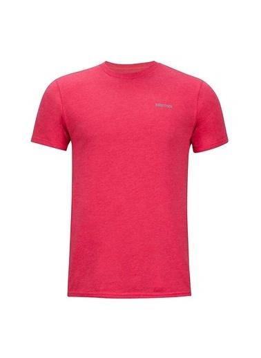 Marmot Tişört Kırmızı